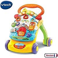 VTech - Super trotteur parlant 2 en 1 orange