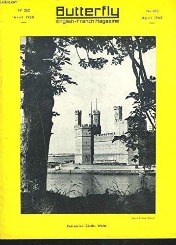 Butterfly avril 1968, n° 262 : Brevets pour les jeunes inventeurs, La nouvelle monnaie, Centenaire de la Jamaïque, Le pain, On demande homme-sandwich