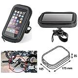 Tür Schutzhülle Smartphone Handy Tasche von Lenker 90423Lampa Fahrrad Motorrad für Honda Varadero 1252000–2011