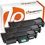 Bubprint 3 Toner kompatibel für Samsung MLT-D116L MLT-D116S MLT D116L D116S MLTD116S für Xpress M2625D M2675FN M2825ND M2876 M2835DW M2875FD Schwarz