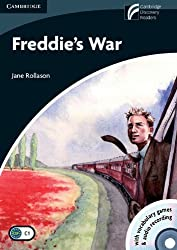 Freddie's War Level 6 Advanced Book with CD-ROM and Audio CDs (3) (Cambridge Discovery Readers: Level 6) by Jane Rollason (2010-09-16)