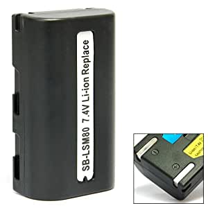Batterie pour Samsung VP-D372WH VP372WH VP 371WH