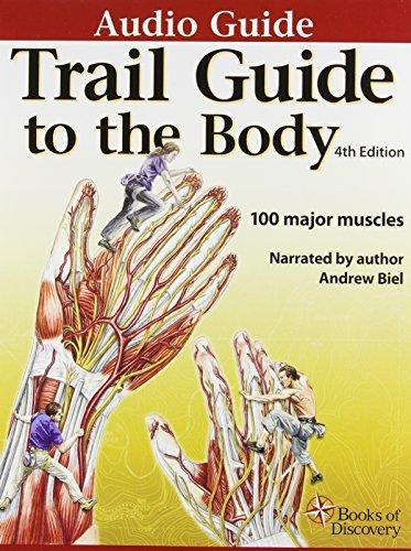 Portada del libro Trail Guide to the Body AudioGuide by Andrew Biel (2010-08-02)