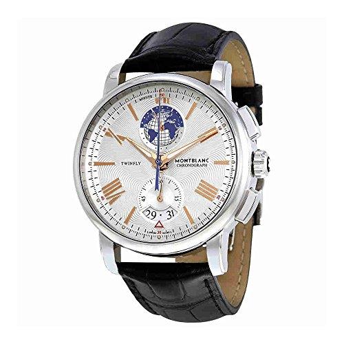 Montblanc 114859 mechanisch Herren-Armbanduhr