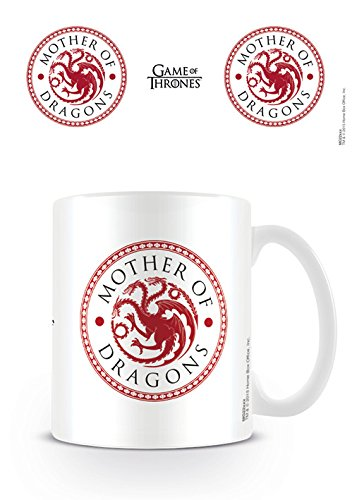 GB Eye MG23713 Tazza Game Thrones Mother of Dragons, Ceramica, Multicolore,...