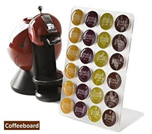 coffeeboard distributeur capsules nescaf dolce gusto pour. Black Bedroom Furniture Sets. Home Design Ideas