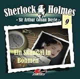 Sherlock Holmes 9 : Ein Skandal in Böhmen, 1 Audio-CD