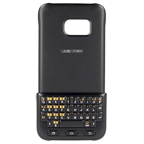 Samsung Keyboard Cover Schutzhülle für Galaxy S7, schwarz