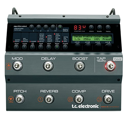 TC Electronic 963200051 Nova System (Tc Delay Electronic Nova)