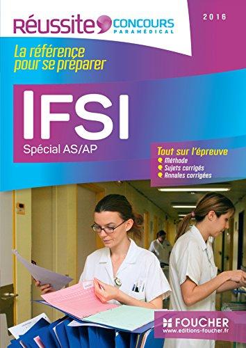 IFSI Spécial AS/AP - Examen 2016 - Réussite Concours Nº18