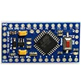 SODIAL(R) Nouvelle version amelioree Pro Mini Atmega328P 5V / blocs de 16MHz For Electronic Media interactif