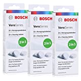 Bosch VeroSeries TCZ8001 Reinigungstabletten 2in1 - 10 Tabletten (3er Pack)