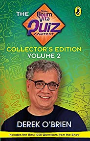The Bournvita Quiz Contest Collector's Edition Vo