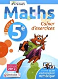 Maths 5e Cycle 4 iParcours : Cahier d'exercices