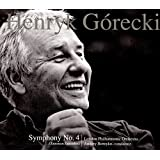 Gorecki : Symphonie N° 4