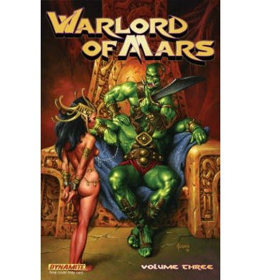 [ Warlord Of Mars, Volume 3 ] By Nelson, Arvid (Author) [ Jul - 2013 ] [ Paperback ]