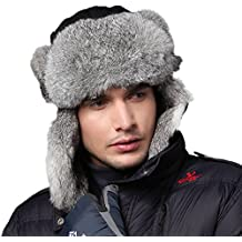 Kenmont snowboard Black Pokemon coniglio pelliccia Russia trapper aviatore  bombardiere cappello da sci berretto 2da9be7e1397