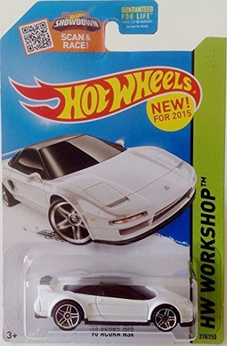 hot-wheels-2015-hw-workshop-90-acura-nsx-white-die-cast-vehicle-218-250-by-hot-wheels