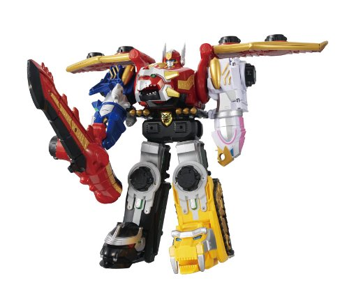 Power Ranger Great Megazord Goseiger Gosei DX Gosei Figure