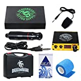 Dragonhawk Cartridge Tattoo Machine Kit Pen Rotary Tattoo Machine Needles Power Supply for Tattoo...