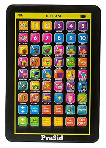 Prasid My Pad Mini English Learning Tablet for Kids  available at amazon for Rs.239