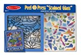Melissa and Doug Peel and Press Stained ...