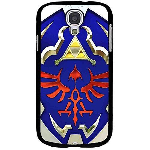 Zelda hyrule shield for Samsung Galaxy Case Cover (Samsung Galaxy S4 Black)
