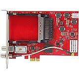 TBS6910 DVB-S2 double Tuner double CI PCIe carte, un double Tuner carte digital satellitaire