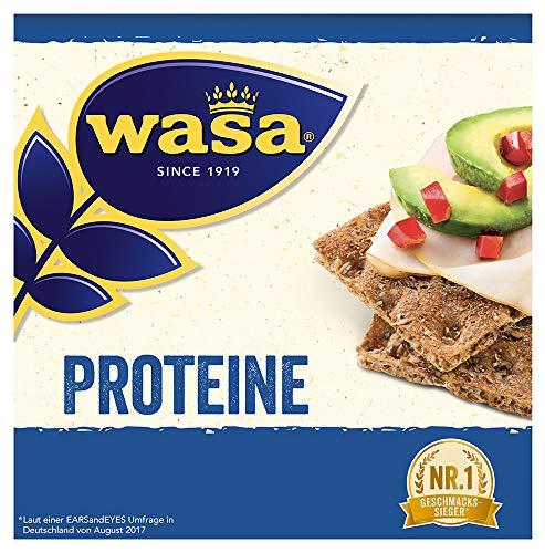 Wasa Knäckebrot Fit & Vital Proteine, 225 g