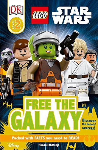 Lego Star Wars: Free the Galaxy (DK Readers, Level 2)