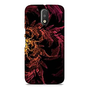 Hamee Designer Printed Hard Back Case Cover for Xiaomi Redmi 4 Design 8267