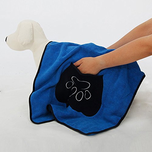 Valoxin(TM) Nuovo 2016 Dog asciugamani ultra-assorbenti cane Tovaglioli di secchezza