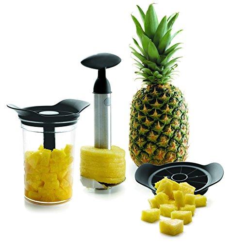 Lacor Ananas Messer und Schäler Set F 60393