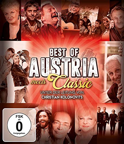 Best of Austria Meets Classic [Blu-ray]