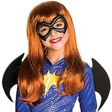 Peluca de Batgirl para niña