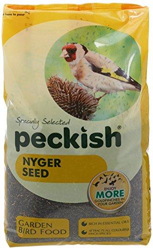 Peckish Nyjer Bird Seed for Wild Birds, 2 kg 1