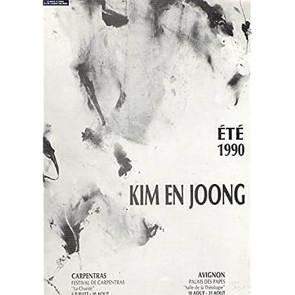 Kim En Joong / Art Contemporain sacré et religieux / Peintures et Dessins