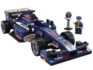Sluban Lego F1 Racing Car, Multi Colour