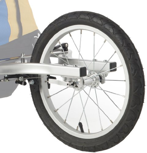 Burley Fahrradanhänger Zubehör Double Jogger Kit, multicolour, One size, 960024