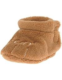 Y-BOA – Chaussures Premiers Pas Hiver – Bébé Fille/Garçon 0~18 Mois –Chausson Cachemire Souple Antidérapant