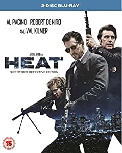 Heat (Remastered) [Blu-ray] [1995]