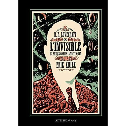 L'invisible : Et autres contes fantastiques