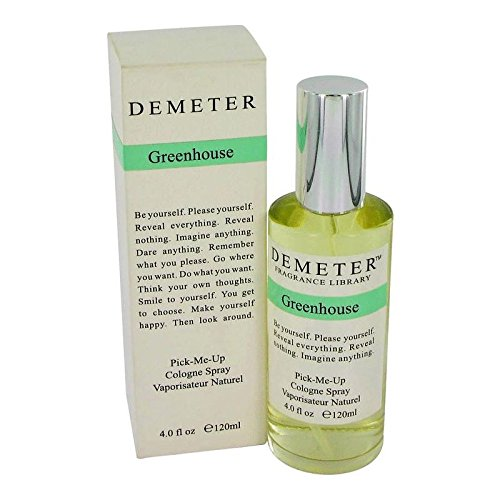 Demeter by Greenhouse Cologne Spray 4 oz / 120 ml (Women)