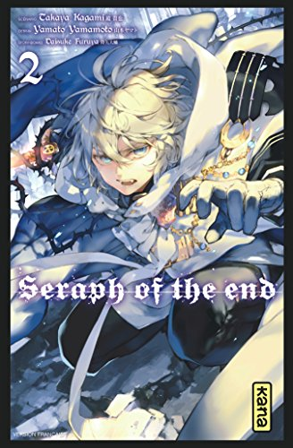 Seraph of the End Edition simple Tome 2