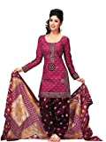 Angelfab Women Cotton Salwar Suit(Multi-Coloured_New01_Free Size)