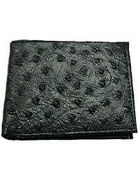Aspen Leather Men's Leather Wallet (Black 24x9cm)