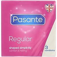 Pasante Regular Drei Kondome preisvergleich bei billige-tabletten.eu