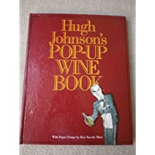 Pop-up Wine Book