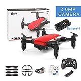SG800 Mini RC Drone Pieghevole Altitude Hold con Fotocamera HD Wifi FPV...