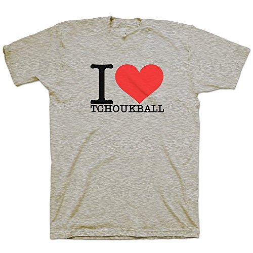 Random Badge Emporium -  T-shirt - Maniche corte  - Uomo Sport grigio XXX-Large